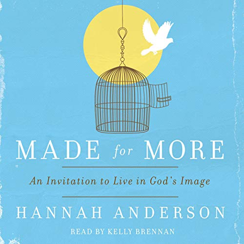 Made for More Audiobook By Hannah Anderson cover art