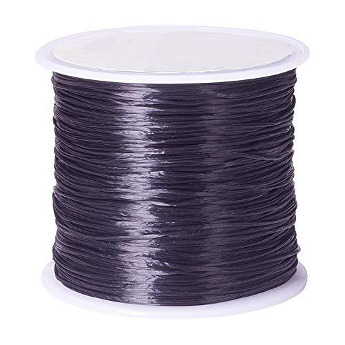 RENSHENKTO Cordones de algodón encerados Cuerdas para bricolaje collar pulsera artesanía color 10pcs