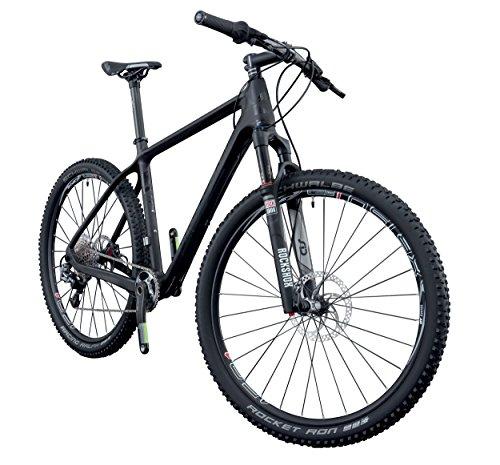 SHOCKBLAZE BK14SB1441 KRS Team Evo 29' Mountain Bike, Nero