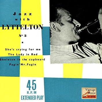 "Vintage Jazz Nº 27 - EPs Collectors ""Jazz With Lyttelton"""