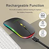 Zoom IMG-2 easyult mouse bluetooth ricaricabile silenzioso