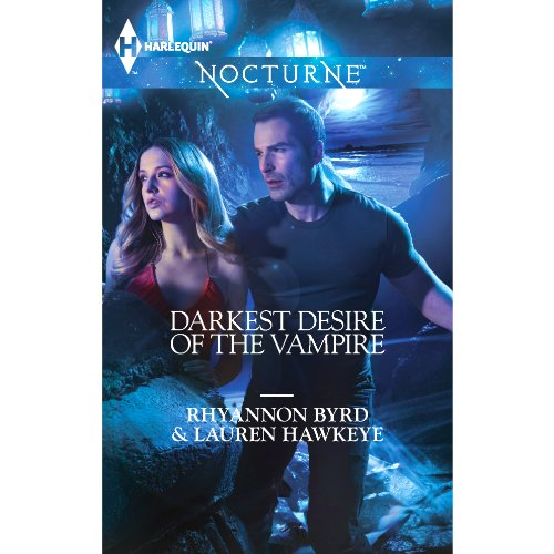 Darkest Desire of the Vampire cover art