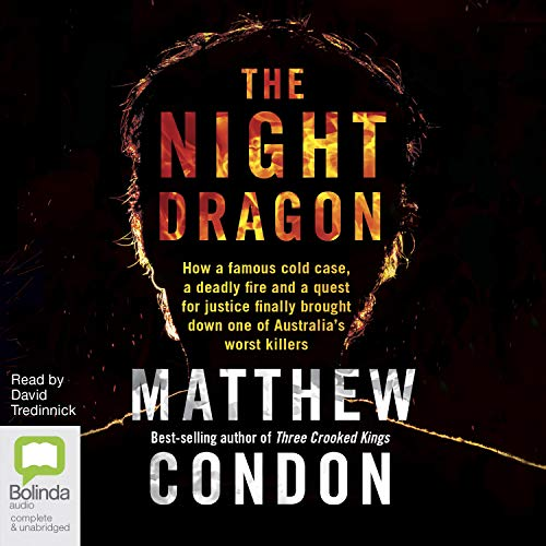 The Night Dragon cover art