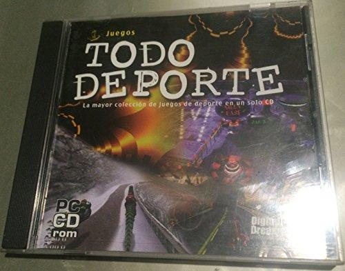 'Tododeporte'. Colección de juegos vintage para PC