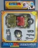Dragon Ball Mecha & Figure : Set C Yamcha + Plume + voiture