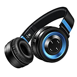 Sound Intone P6 Stereo Bluetooth Headphones with Microphone