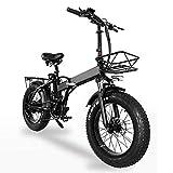 51-ocY6sWML._SL160_ Offerta CMACEWHEEL GW20: Fat Bike Elettrica Cinese Più Venduta 2021