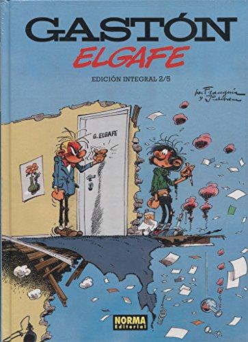 GASTON ELGAFE 2. EDICION INTEGRAL