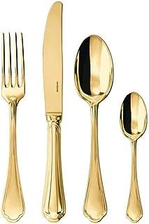 SAMBONET - Set 24 Pcs Filet Toiras PVD Tin Gold