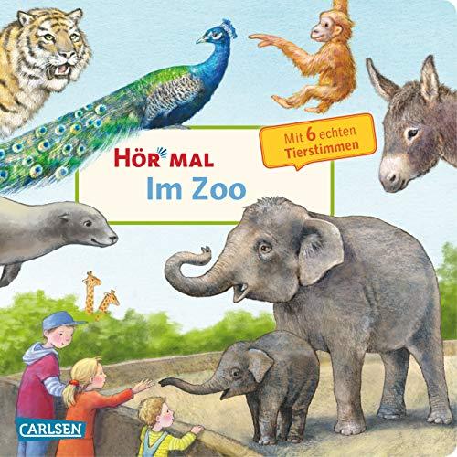 Hör mal (Soundbuch): Im Zoo