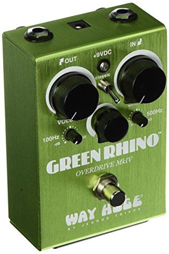 Way Huge Green Rhino Overdrive MKIV Guitar Pedal
