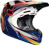 Fox Helmet V-3 Kustm, ECE Multi
