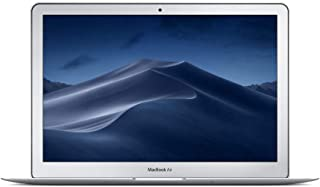 Apple Macbook Air Mqd32 Laptop - Intel Core I5-1.8Ghz Dual Core, 13-Inch, 128Gb Ssd, 8Gb, English Keyboard, Macos Sierra, Silver - International Version , MQD32LL/A