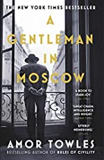 A Gentleman in Moscow d'Amor Towles