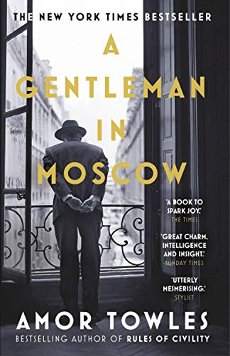 A Gentleman in Moscow