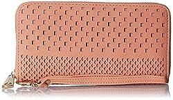 Diana Korr Womens Wallet (Peach) (DKW19PEA)