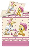 Kinderbettwäsche Disney III 2-teilig 100% Baumwolle 40x60