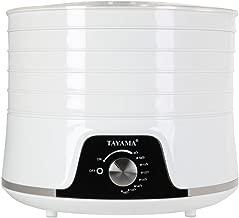 Tayama TYR-323A Food Dehyrator, Large, White