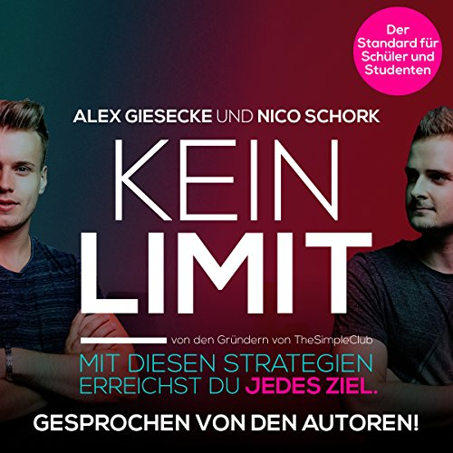KEIN LIMIT audiobook cover art