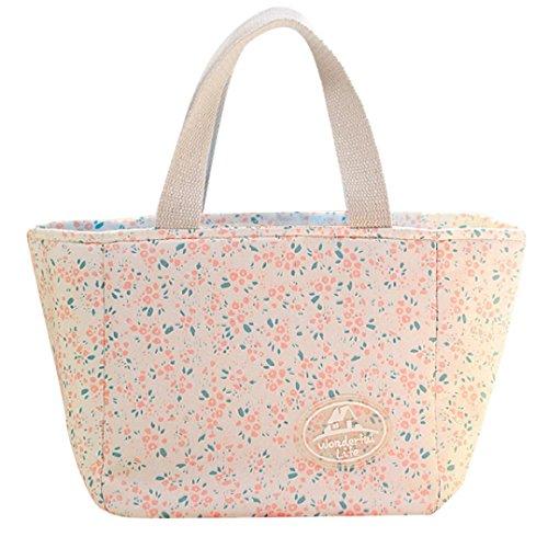 Bolso Bandolera Bolsa de Hombro de Lona Grande Multicolor para Mujer y Shoppers por ESAILQ G
