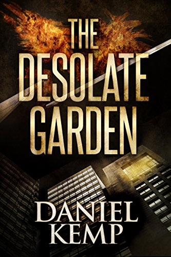 Book: The Desolate Garden by Daniel Kemp