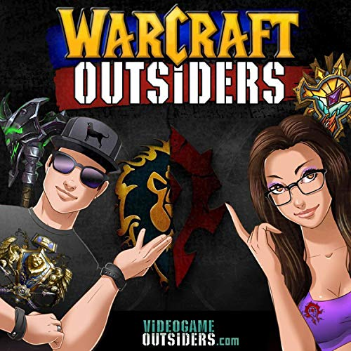 Warcraft Outsiders: World of Warcraft Podcast! WoW News, Shadowlands Alpha, Lore, Tips, and more.  By  cover art