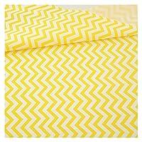 MAODING かわいい縞模様の綿の生地ホームテキスタイルの張りの寝具キルトパッチワークスクラップブッキング (Color : X125 2, Size : 50cm x 50cm)