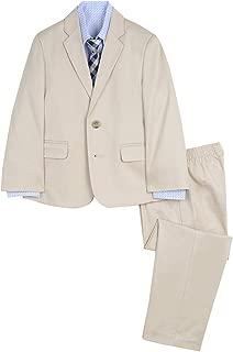 Boys' Little 4-Piece Formal Dresswear Suit Set