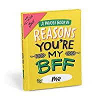 Emily McDowell & Friends Reasons You're My BFF Fill in the Love (R) Book