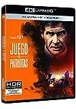 Juego De Patriotas (4K UHD + BD) Blu-ray