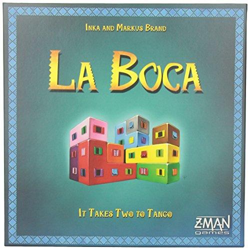 La Boca Game Board Game