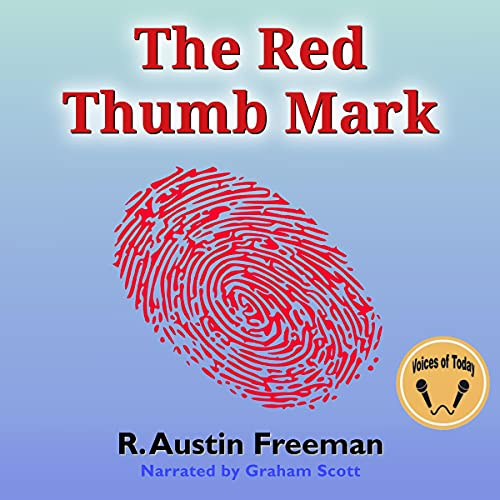 The Red Thumb Mark cover art