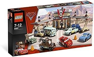 LEGO Cars Flo's V8 Caf 8487