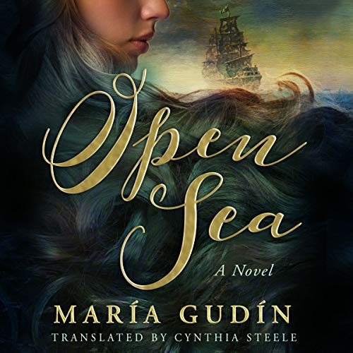 Open Sea audiobook cover art