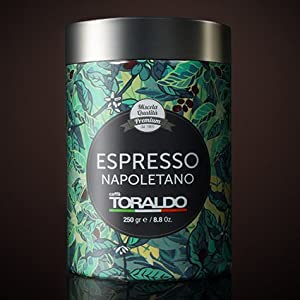 Caffè Toraldo Napoletano Caffe' Macinato