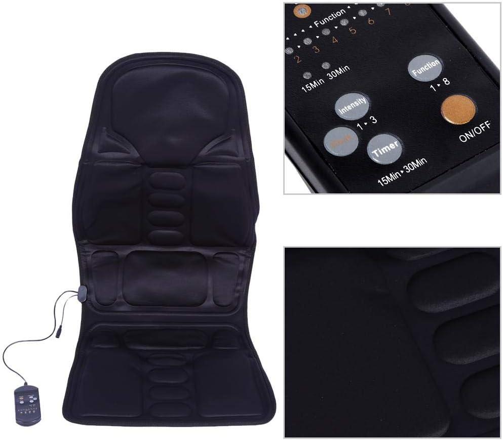 Cuscino Per Massaggio Auto Car Home Office Collo Per Tutto Il Corpo Poltrona Per Massaggio Lombare Cuscino Per Il Relax Sedile Termico Eu Studio Arredamento Aaaid Org