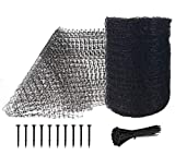 Feitore Deer Fence Netting, 7 x 100 Feet Bird Netting Anti Bird Deer...