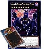 Yu Gi Oh : NUMH EN027 1st-Ed Numéro 15: doudou géant à bas de Secret cartes rares (numéro chasseurs Yu-Gi-Oh Cartes simples)