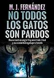 No todos los gatos son pardos: Inspector Salazar 08. Novela policíaca española (Serie del inspector Salazar nº 8)