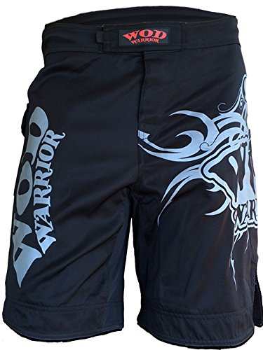 WOD Warrior Shorts - WW 3.0 (Black, 30)