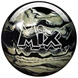 Storm Mix Urethane Bowling Ball, Black/White, 14 lb