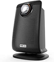 OPOLAR Space Ceramic Bathroom Heater with IP21 Water-Proof for Home & Office, Fast Heating & Auto Oscillation, Portable,...