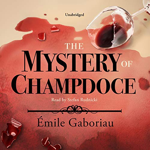 The Mystery of Champdoce cover art
