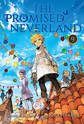 The Promised Neverland - Volume 9