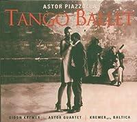 Piazzolla: Tango Ballet, Concierto Del Angel, Tres Piezas Para Orquesta De Camara / Kremer, Glorvigen, et al (1999-07-06)