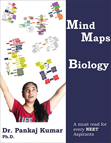 Mind Maps - Biology: Exclusively For NEET Aspirants (English Edition)