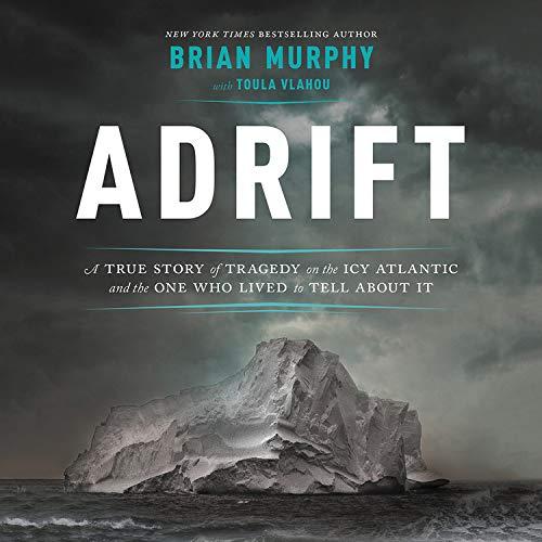 Couverture de Adrift