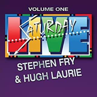Saturday Live, Volume 1 cover art