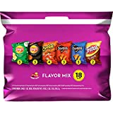 Frito-Lay 18 Piece VP Flavor Mix, 18 Ounce