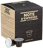 Note d'Espresso - Lot de 40 capsules de chocolat, 40x7g